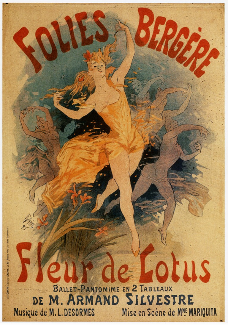 © Folies Bergere