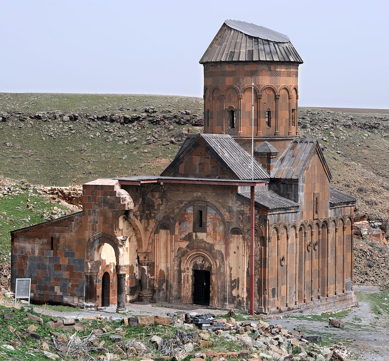The Church of St. Gregory of Tigran Honents