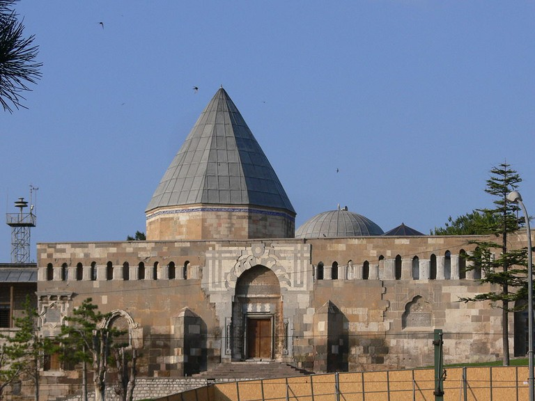 Alaeddin Camii | © Christian Mathis / Wikimedia Commons