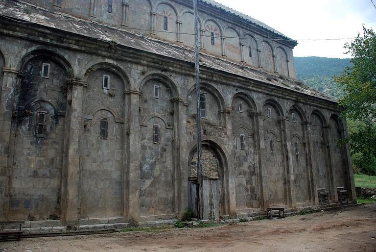 Barhal Monastery