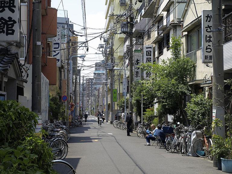 Sanya, Tokyo (in modern day Taito Ward)