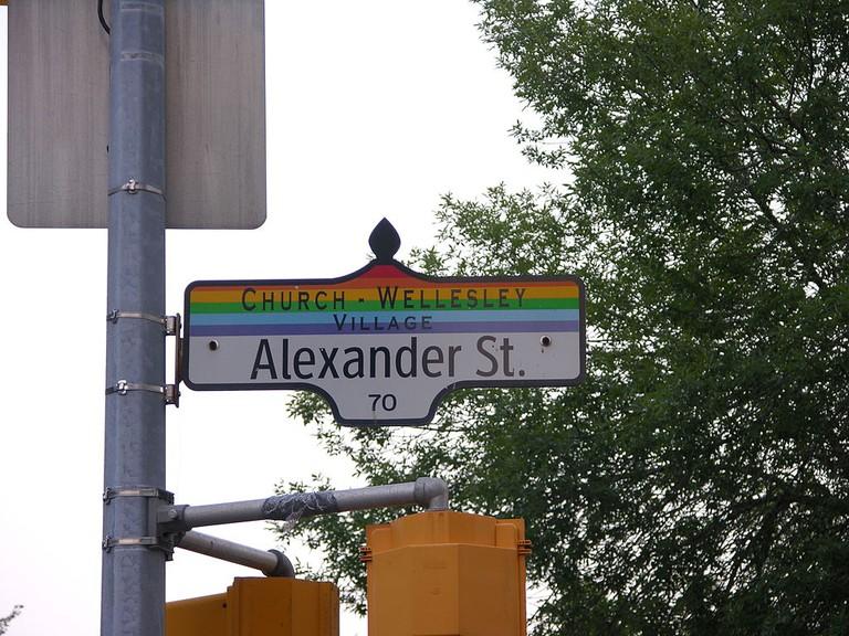 Toronto's Gay Village