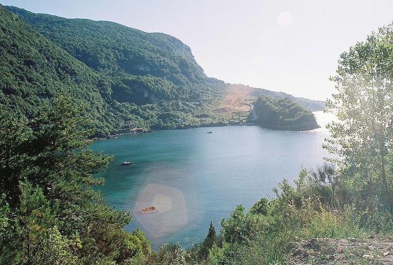 Gideros Bay