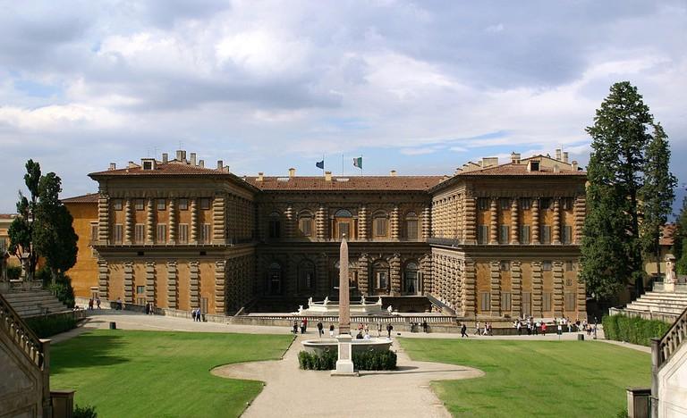 Boboli Garden & Palazzo Pitti