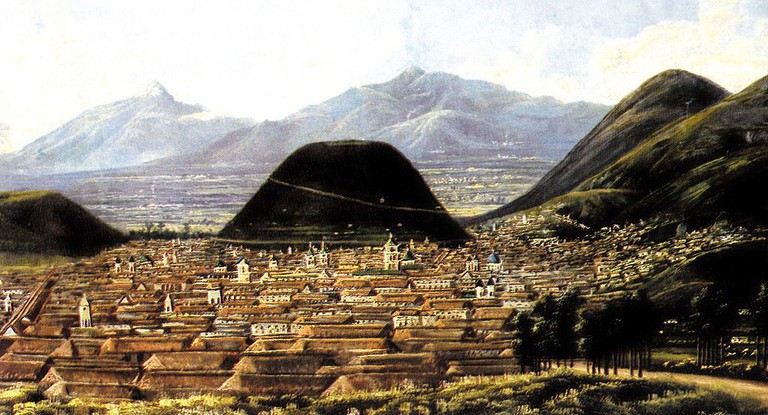 Quito after Spanish Colonization