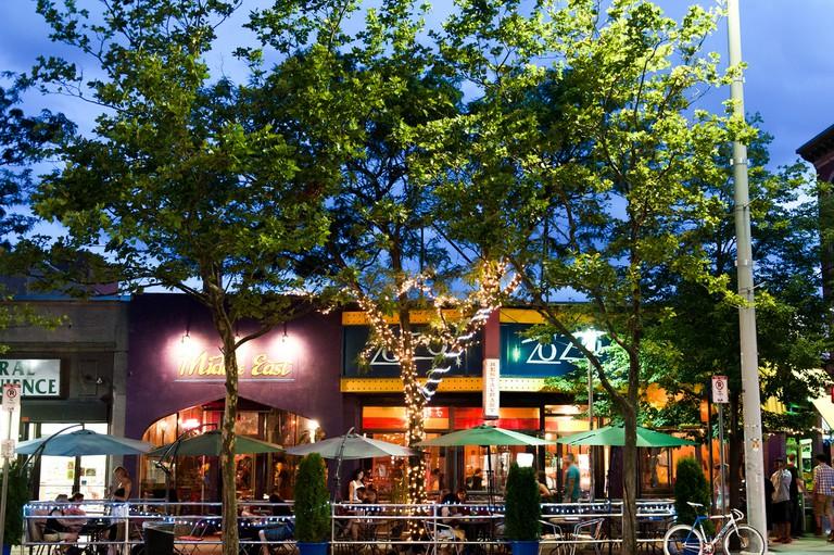 Middle East Restaurant | © Massachusetts Office of Travel & Tourism / Flickr