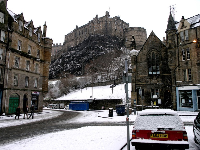 Grassmarket c.2006 | © Paul Boxley/Flickr