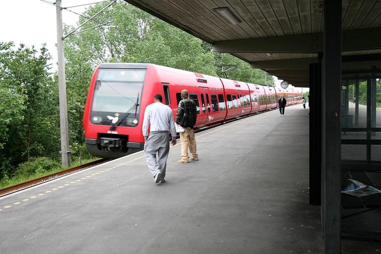Denmark Train