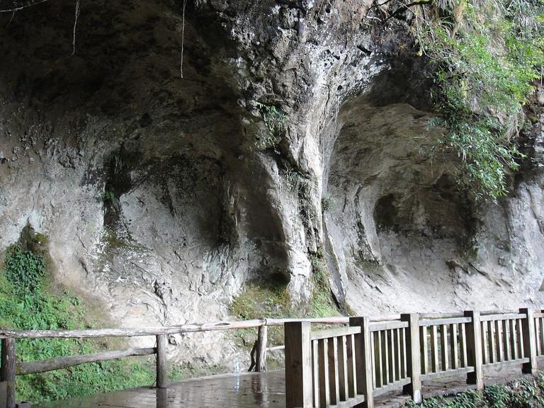 Pathway at Shanlinxi