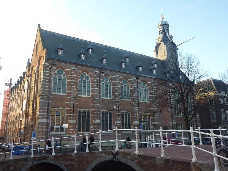 Het Academiegebouw dates back to the early 16th century