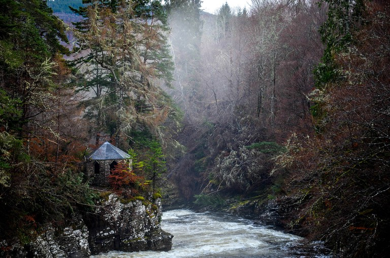 Early Winter in the Highlands
