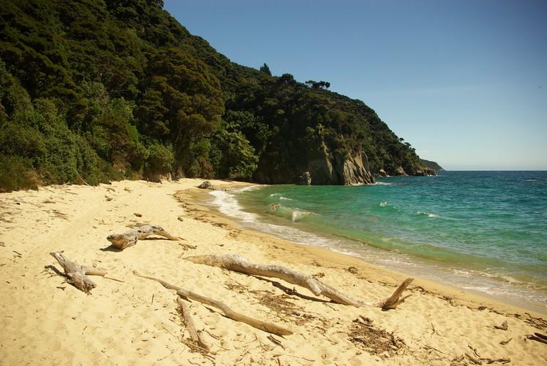 Anapai Beach, Abel Tasman National Park