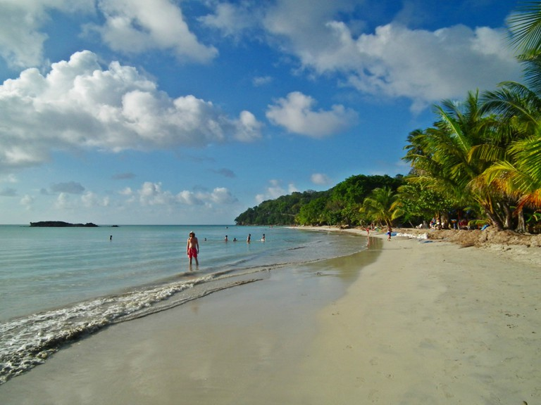 Beautiful Playa Manzanillo