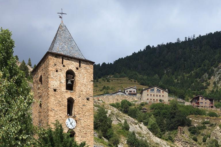 Sant Serni de Canillo, Andorra