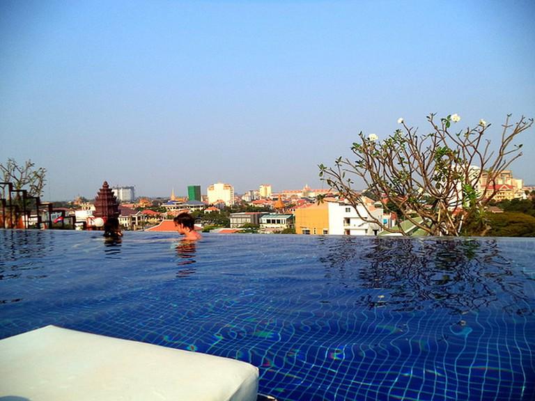 Patio Hotel, Phnom Penh
