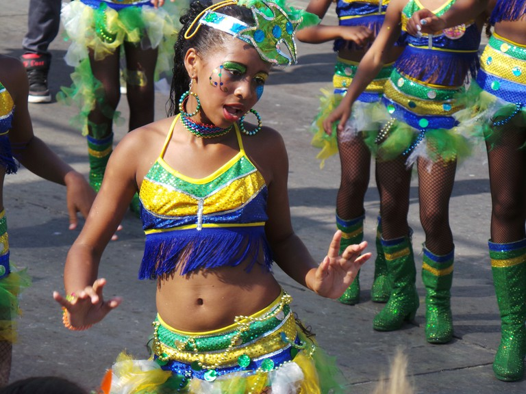 Barranquilla Carnival is a real melting pot of cultural influences