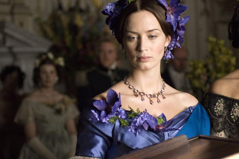 Emily Blunt in <em>The Young Victoria</em> | © Momentum Pictures
