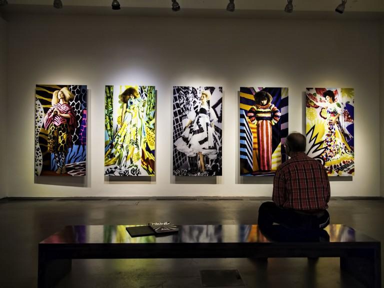 Kiasma Contemporary Art Museum / Dan Lundberg / Flickr