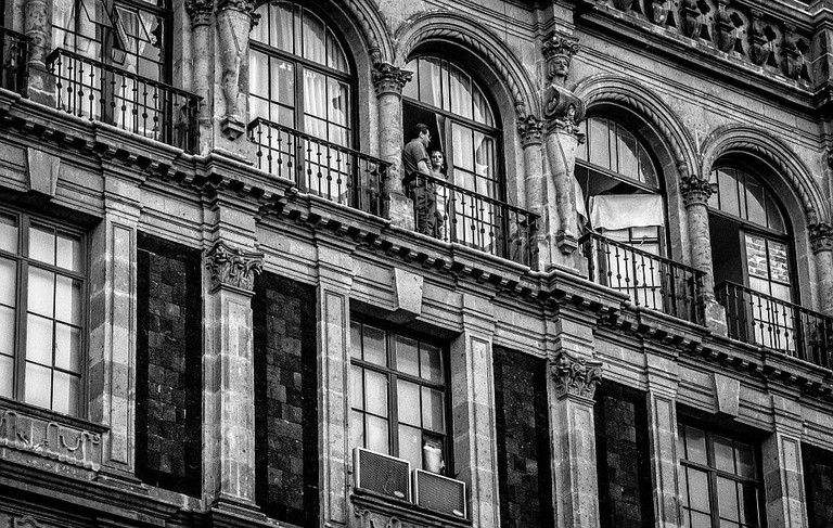 Centro Histórico, Mexico City / flickr