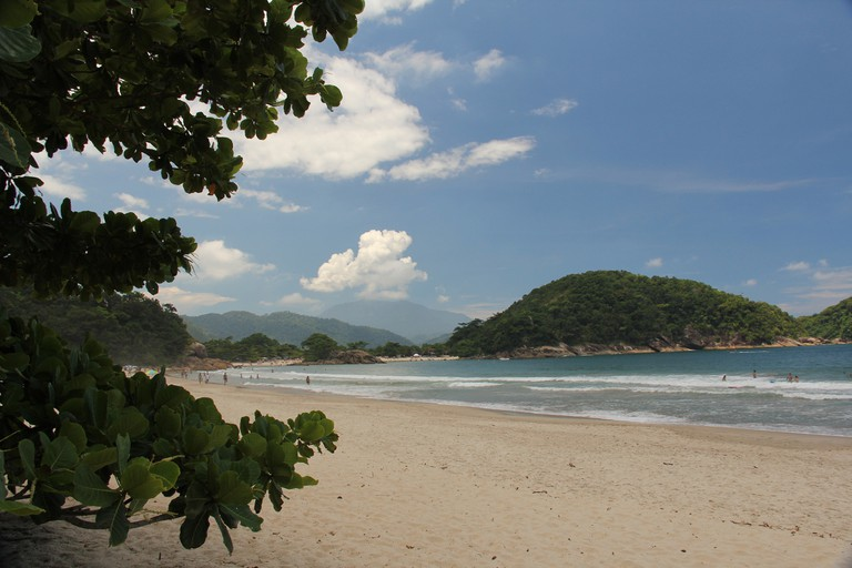 Praia do Cachadaço, Trindade