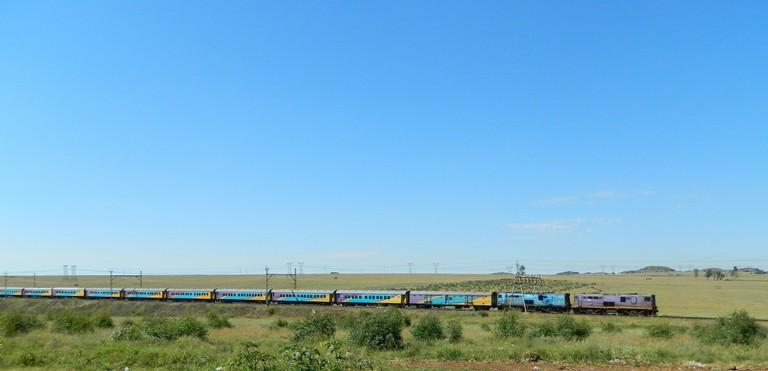 Shosholoza Meyl train