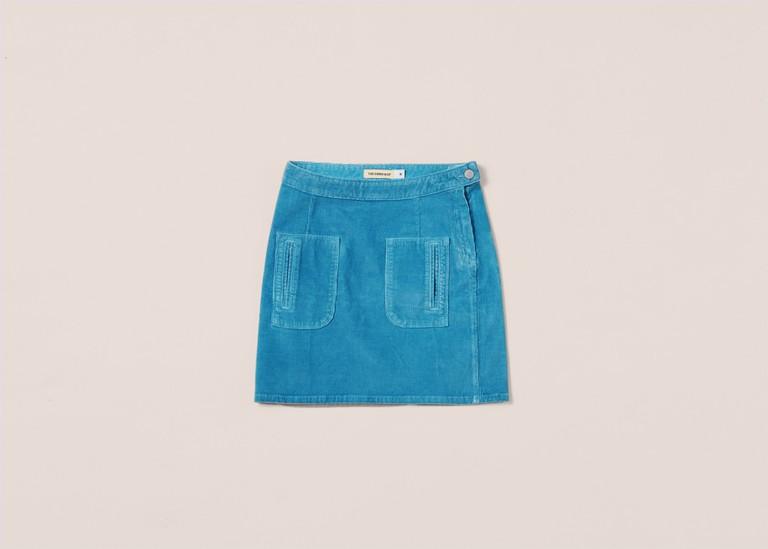 Nova Alaska Blue Skirt, $130