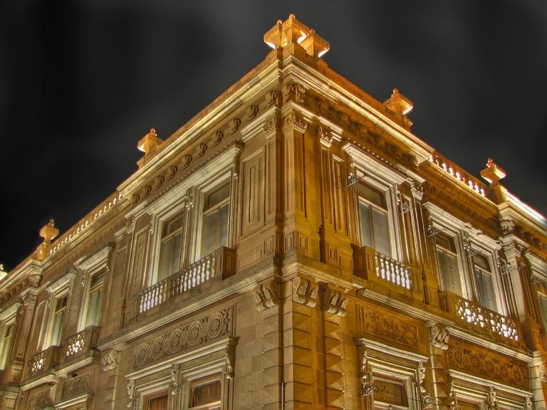 Palacio de Villerías