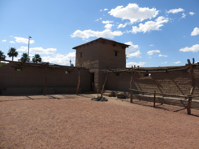 The Old Mormon Fort | © Ken Lund/Flickr