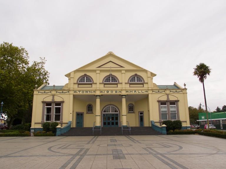 Cambridge Town Hall, Waikato, New Zealand