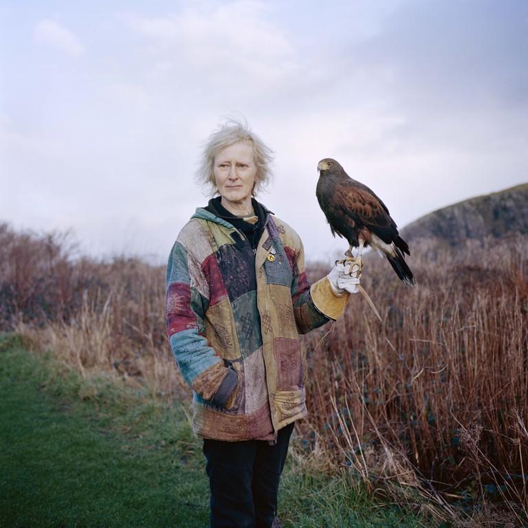 Ruth & Marmalade, Easdale Island, Scotland