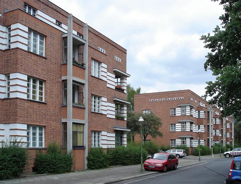 Schillerpark housing estate