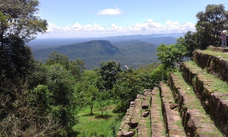 Views from Preah Vihear, Cambodia