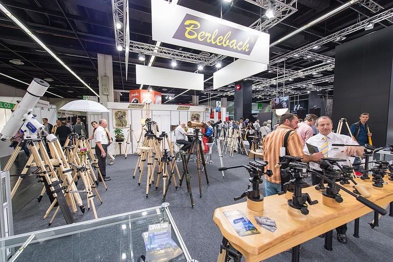 Inside the Photokina photography trade show
