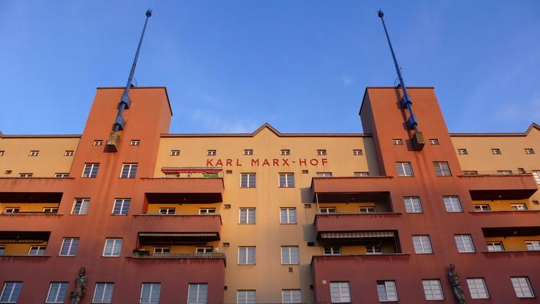 Karls Marx Hof, Vienna