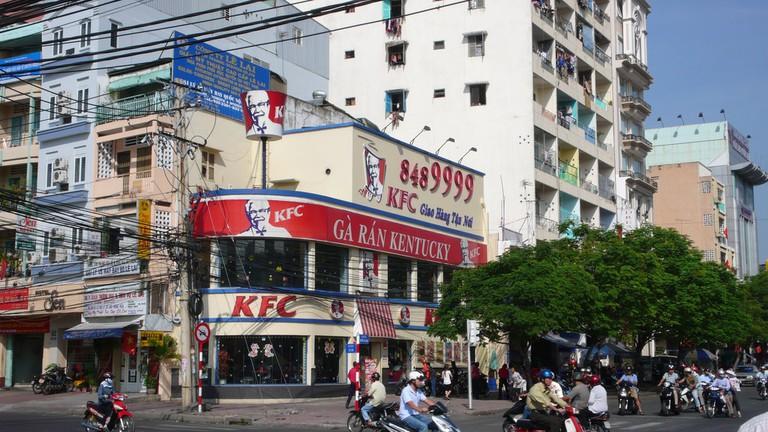 KFC in Saigon