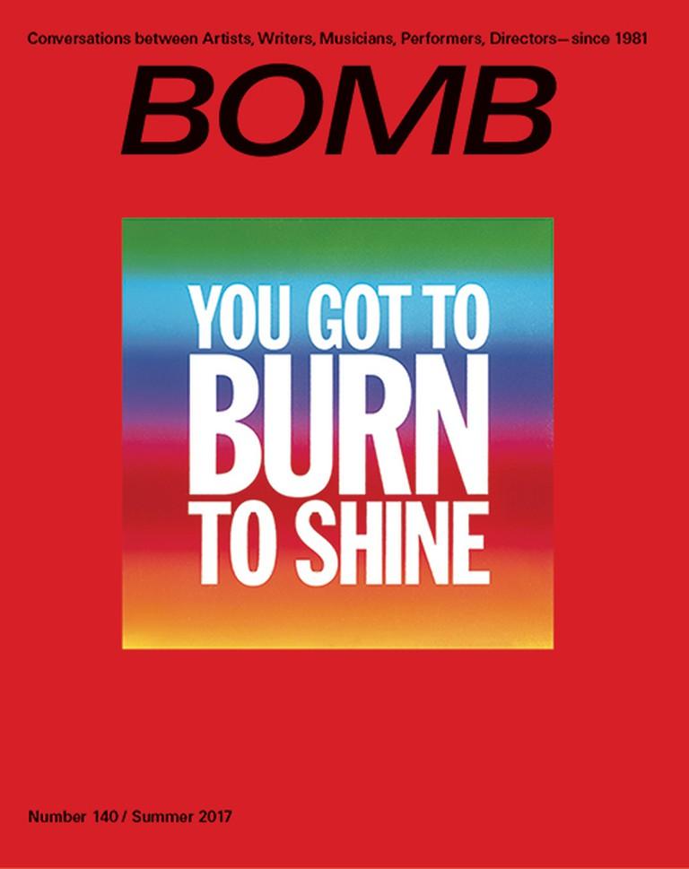 Bomb   © New Arts Publications, Inc.