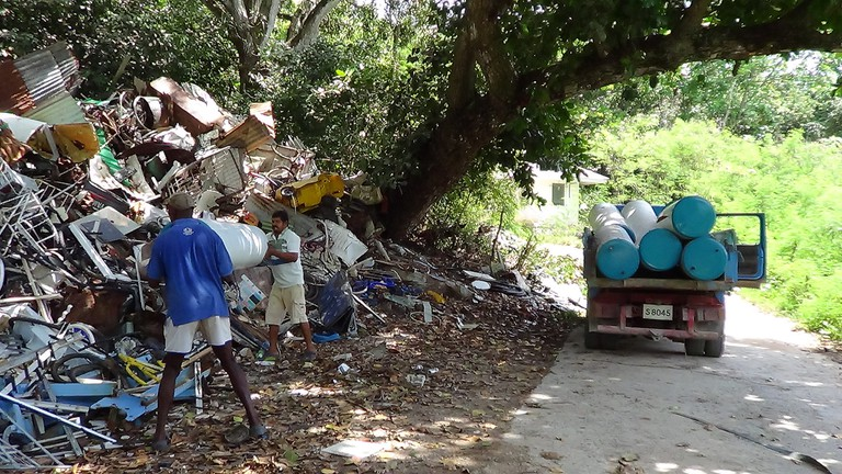 Clean Up the World 2014 – Seychelles