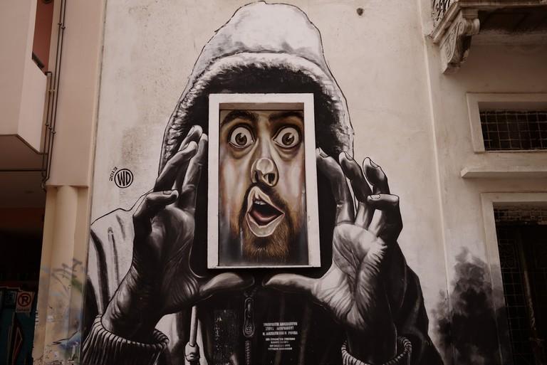 Street art in Exarcheia | Nicolas Vigier / Flickr