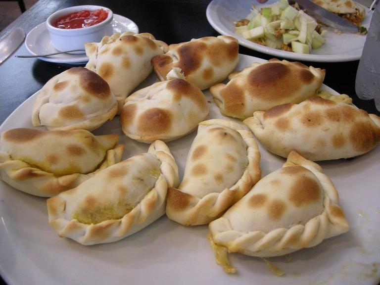 The very different empanadas from Salta