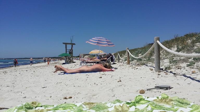 Es Trenc beach © Joe Joe / Flickr