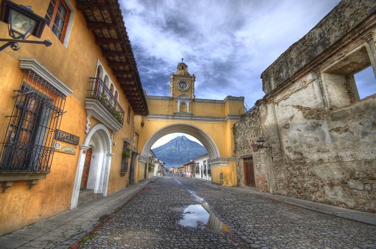 Santa Catalina Arch, Antigua Guatemala