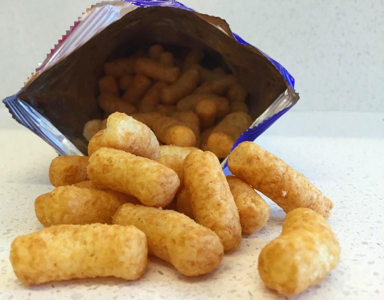 Peanut Cheetos
