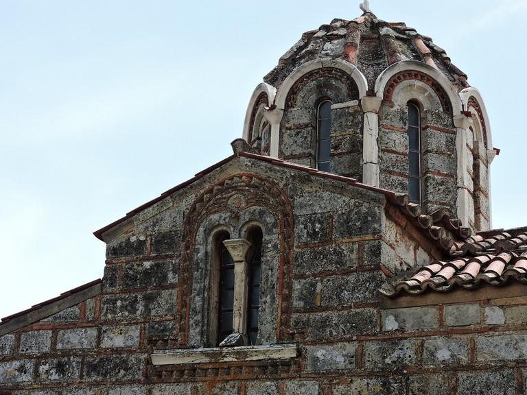Agios Georgios (Omorfokklisia) church, Galatsi