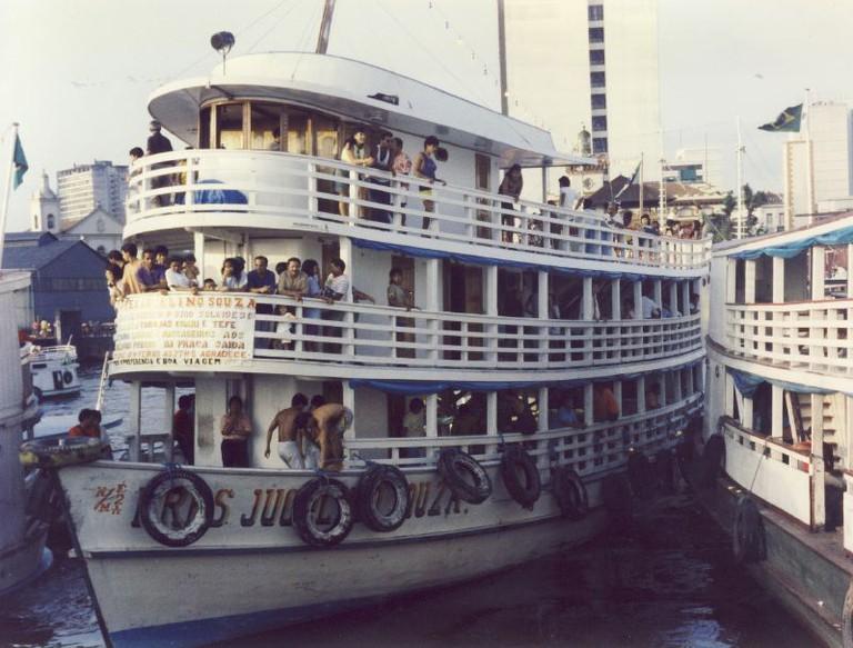 Riverboat, Manaus
