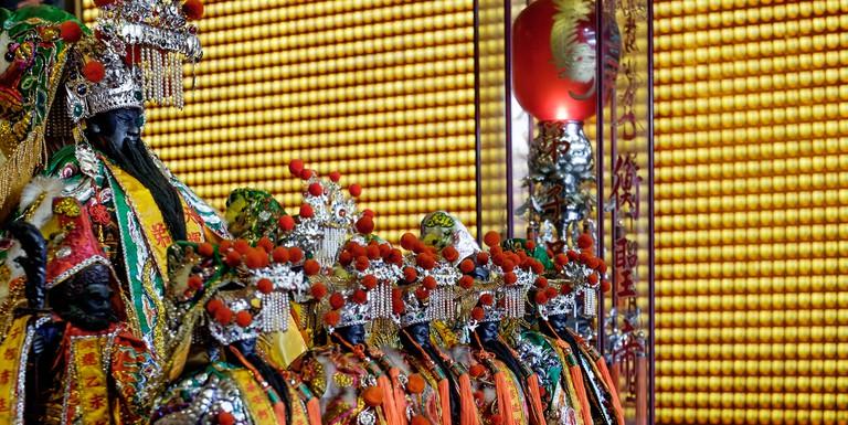 The God of War at Guangong