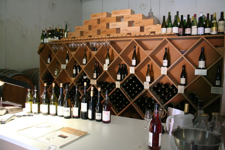 A winery in Gisborne
