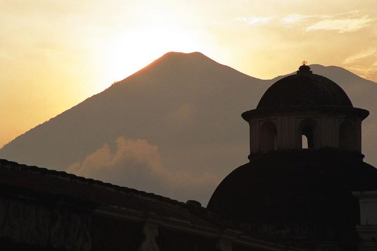 Antigua's Volcano