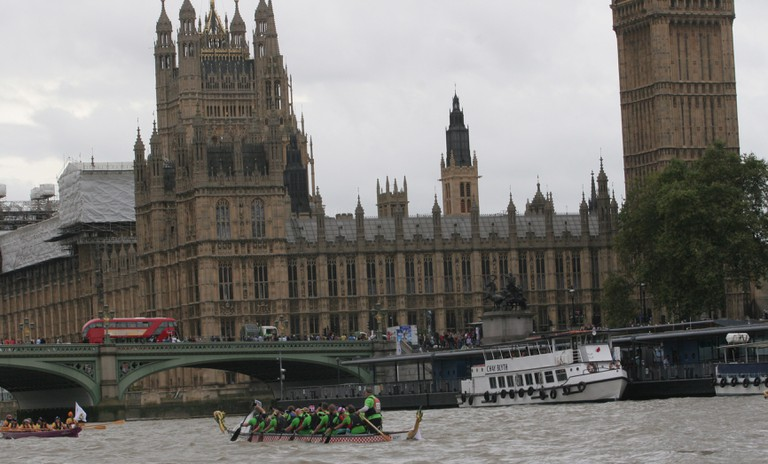 © Ray Little/Courtesy of The Great River Race