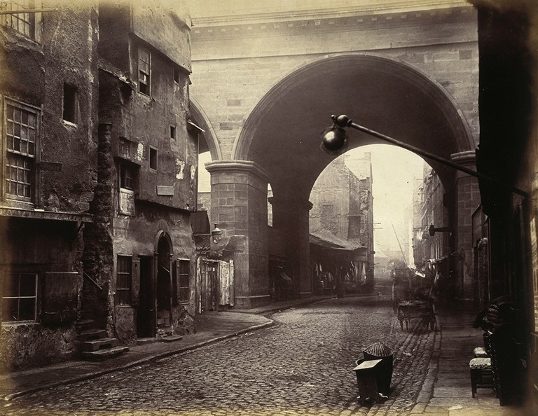 Cowgate c.1860 | © National Galleries of Scotland/Flickr