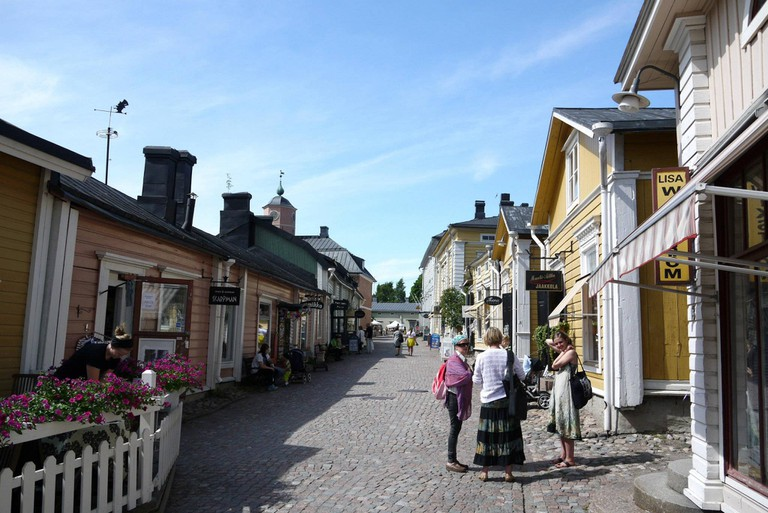 Porvoo Old Town / Discovering Finland / Flickr